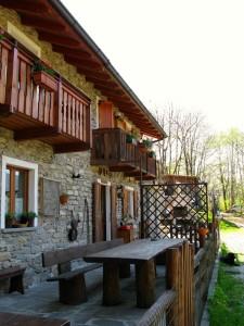 Agriturismo Volpe Golosa Valtellina - La Casa